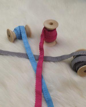Elastisches Schrägband